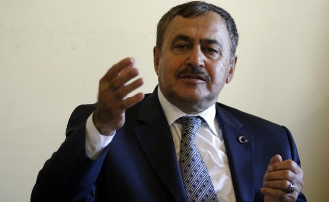 Bakan Eroğlu Sürmene'deki yangınla ilgili iddialara cevap verdi