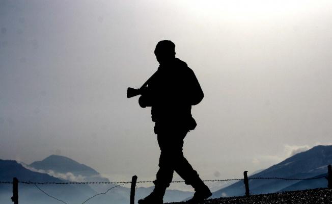 Hatay kırsalında çatışma: 1 asker şehit