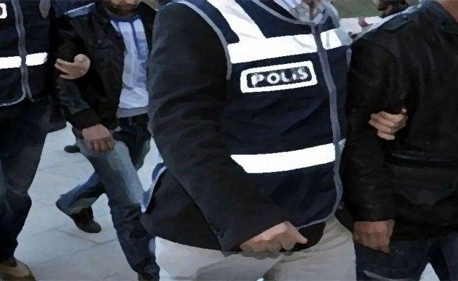 98 kişi çeşitli suçlardan tutuklandı