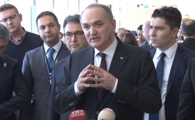 Azerbaycan ile ticaret hacminin artırılması hedefleniyor