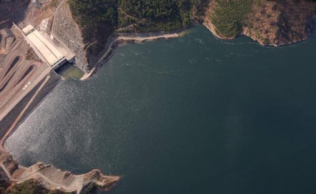 Bursa'nın barajlarındaki doluluk oranı arttı