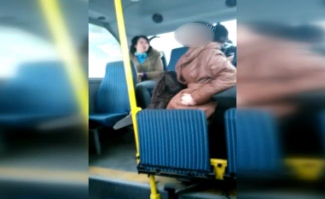 Başörtülü kıza saldıran kadın için tutuklama talebi