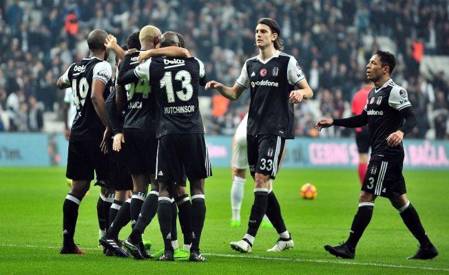 Beşiktaş kasasını doldurmaya devam ediyor