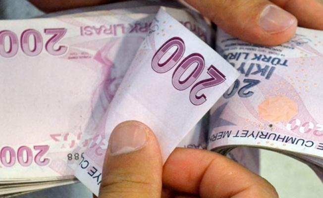 Bütçe  2017 Ocak'ta 11,4 milyar lira fazla verdi
