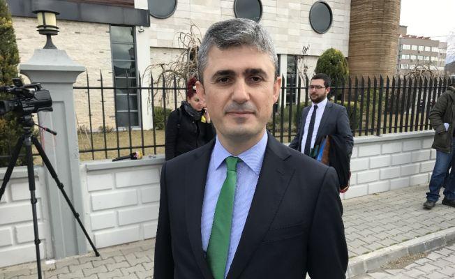 Erdoğan'ı davada 2 avukat temsil ediyor