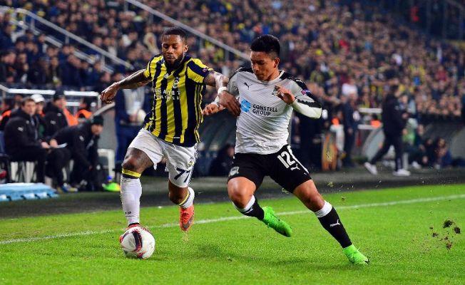 Fenerbahçe için Avrupa defterini kapandı