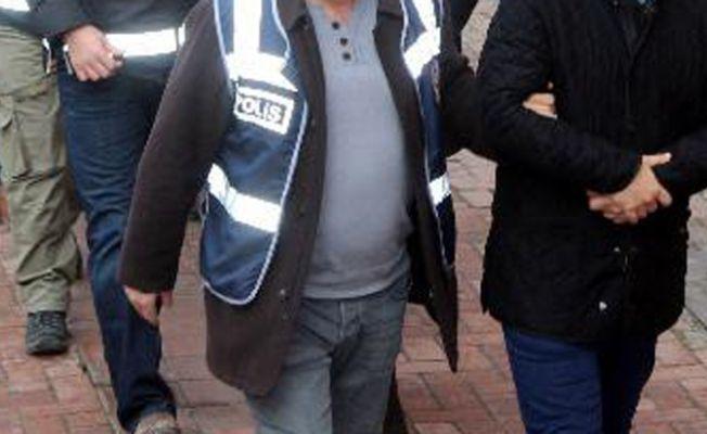 Manisa'da FETÖ firarisi 16 kişi yakalandı