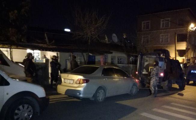 İstanbul'un birçok ilçesinde DHKP-C'ye operasyon