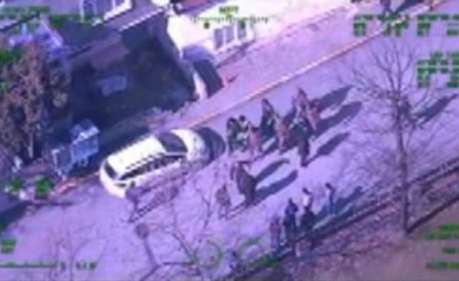 Beyoğlu'nda helikopter destekli uyuşturucu operasyonu