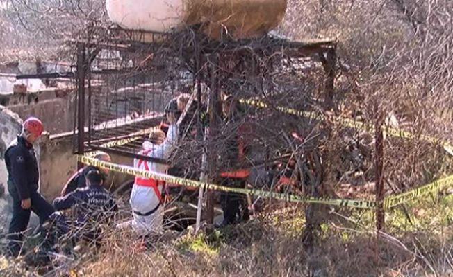 Pendik'te 'kuyuya atılan ceset' ihbarı polisi harekete geçirdi