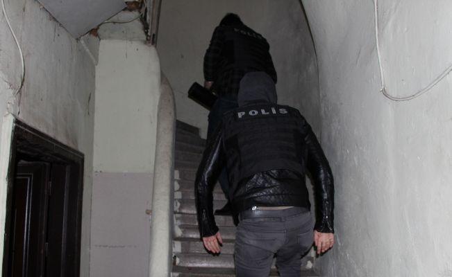 Beyoğlu'nda narkotik operasyonu düzenlendi