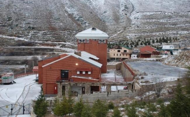 Bozdağ Kayak Merkezi çığ tehlikesi nedeniyle kapatıldı