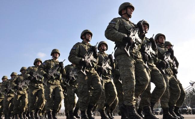 'Kosova Silahlı Kuvvetleri'ne onay çıktı
