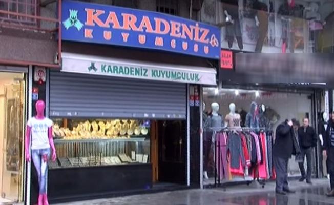 Zeytinburnu'ndaki kuyumcu soyguncuları yakalandı