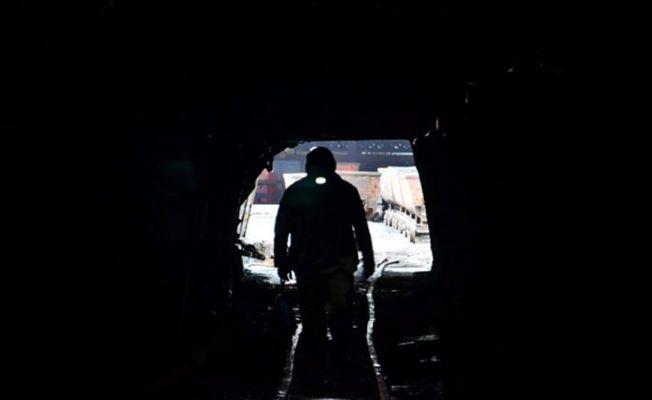 Maden ocağında kaya parçasın altına kalan işçi öldü