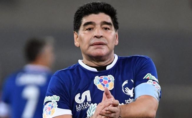 FIFA, Maradona ile işbirliği yapacak