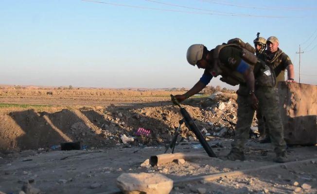 40 Irak askeri hayatını kaybetti