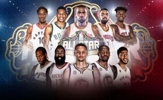 2017 NBA All-Star heyecanı bu hafta sonu