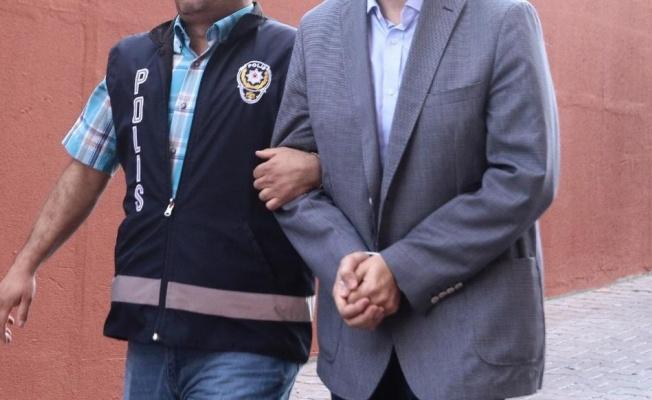 Emekli astsubay gözaltına alındı