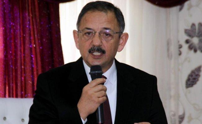 """Özhaseki: """"Türkiye'nin 4 tarafı değil 14 tarafı düşmanlarla çevrili"""""""