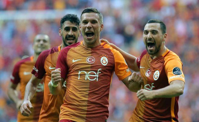 Galatasaraylı Lukas Podolski Japonya yolcusu