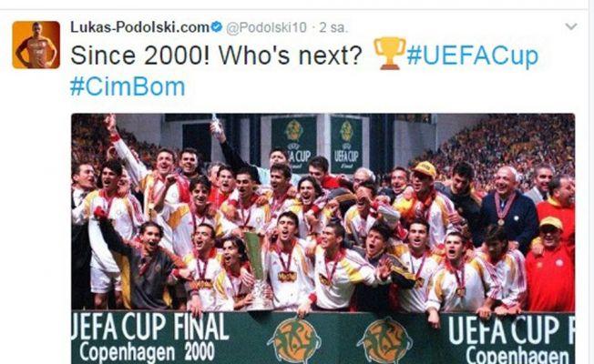 Lukas Podolski Fenerbahçelileri kızdırdı