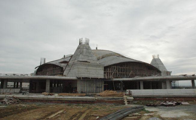 10 bin kişilik cami Sakarya'nın en büyüğü olacak