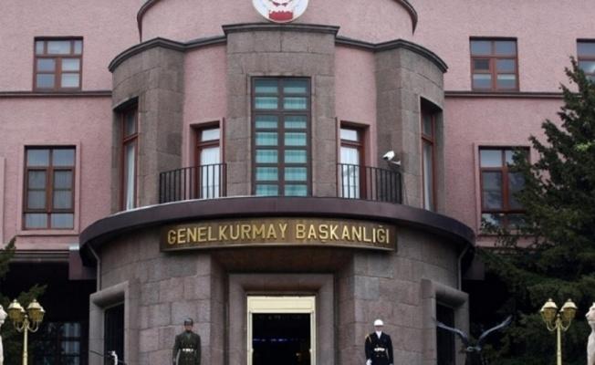 TSK sınırlarda bin 140 kaçak yakalandığını açıkladı