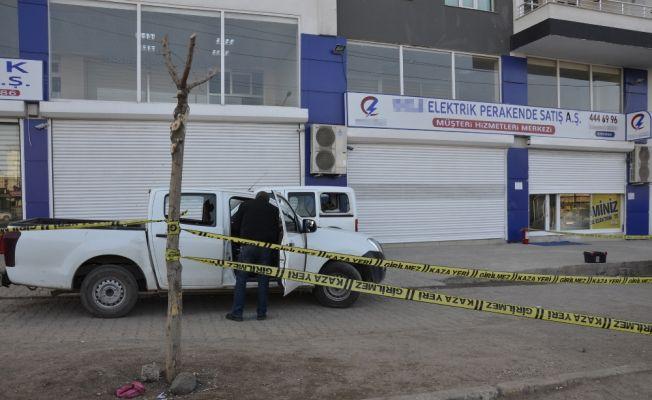 Elektrik dağıtım şirketine silahlı saldırı
