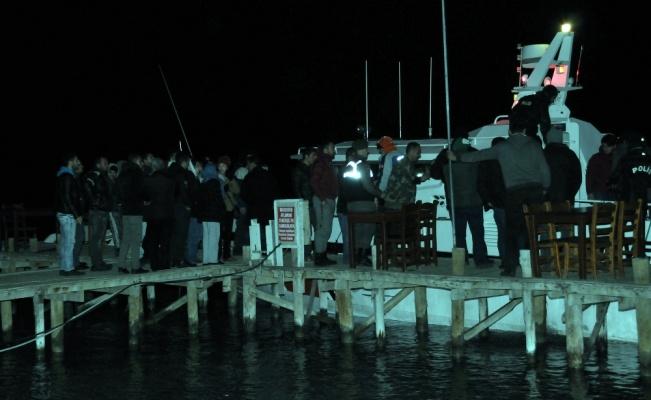 Muğla'da tekne alabora oldu, 2 kişi kayıp