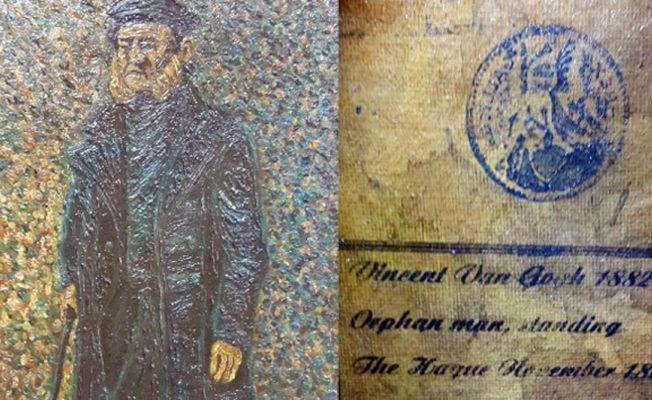 Van Gogh tablosu sahte çıktı