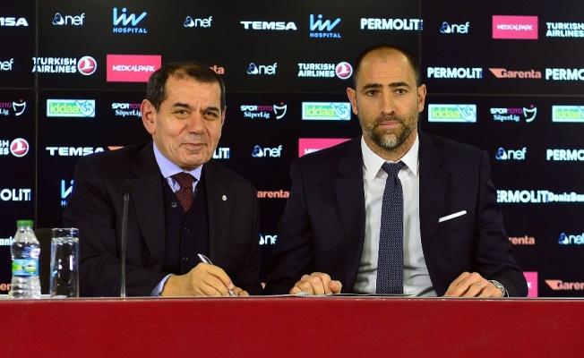 Galatasaray Igor Tudor ile sözleşme imzaladı