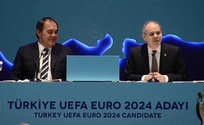 Türkiye, 2024 Avrupa Futbol Şampiyonası'na aday