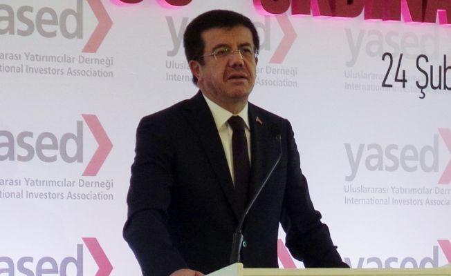 Bakan Zeybekci'den uluslararası yatırımcılara çağrı