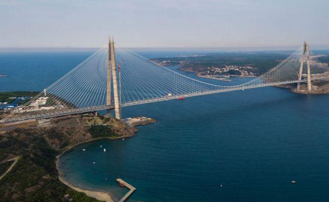 Yavuz Sultan Selim Köprüsü ve Avrasya Tüneli trafiği hafifletti