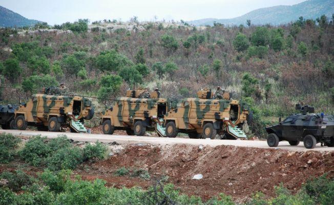 Lice'de teröristler askere ateş açtı