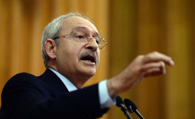 """Kılıçdaroğlu: """"YSK'daki çete bütün millete kumpas kurdu"""""""
