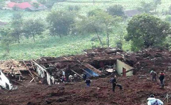 Guatemela'da heyelan: 11 ölü