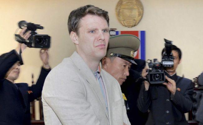Kuzey Kore'nin serbest bıraktığı ABD'li Otto Warmbier öldü