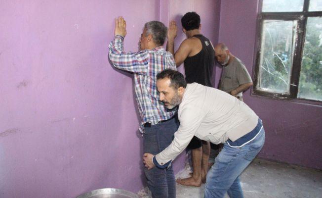 Konya'da Suriyelilere şafak operasyonu