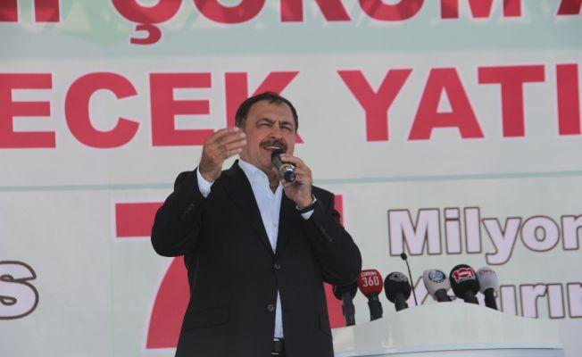 Bakan Eroğlu'ndan müteahhitlere uyarı