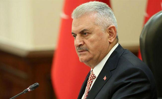 """Başbakan Binali Yıldırım: """"İç ve dış tehditler bitmedi"""""""