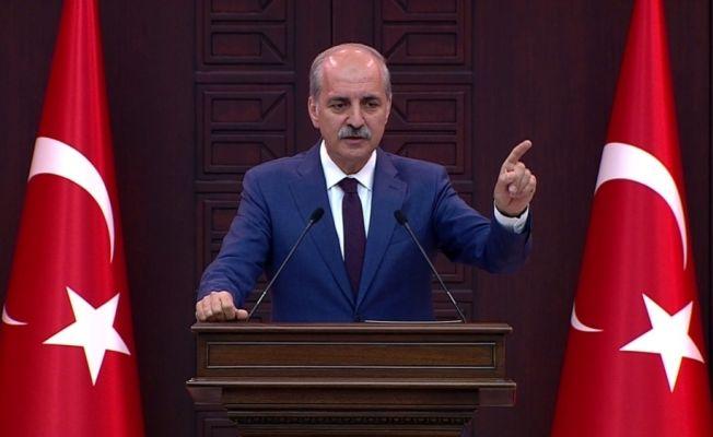 """""""Bunlar Türkiye karşıtı çirkin bir kampanyanın uzantısıdır"""""""