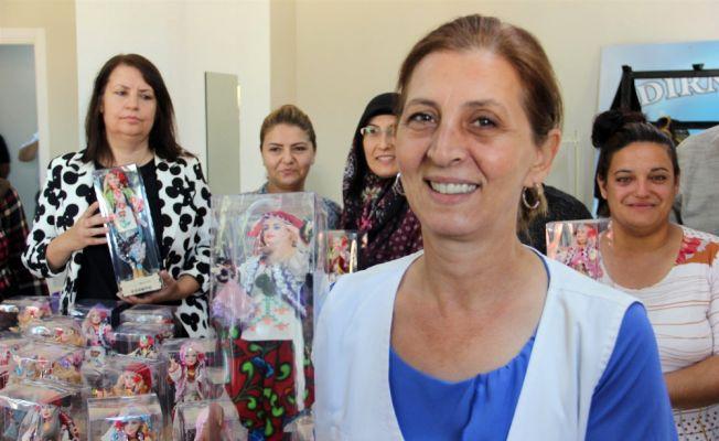 Trakyalı kadınlara Edirne bebeği kursu veriliyor
