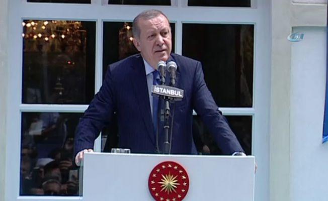 """Erdoğan: """"Kimsenin gücü yetmeyecektir"""""""