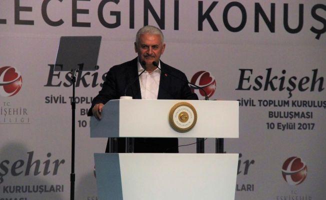 """Binali Yıldırım: """"Türkiye'nin ekonomisinin temeli sağlam"""""""