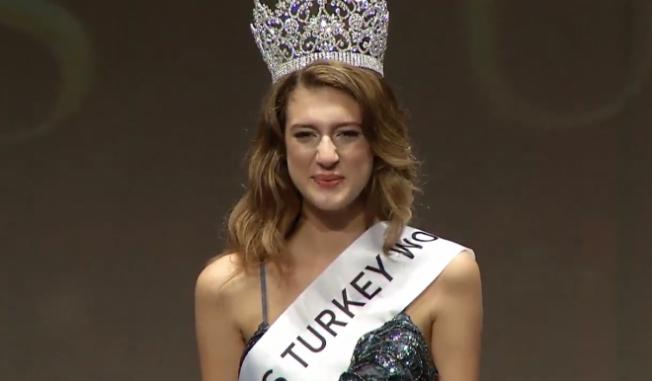 2017 Miss Turkey birincisi Itır Esen'in tacı neden geri alındı?
