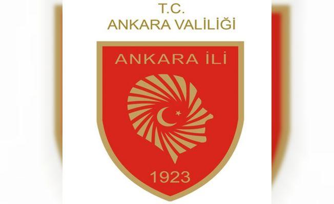 Ankara Valiliği'nden yasak kararı ile ilgili açıklama geldi