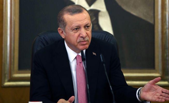 """Erdoğan: """"Bu işlerin arkasından çok pis kokular geliyor"""""""