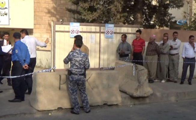 IKBY'de referandum için oy vereme işlemi başladı